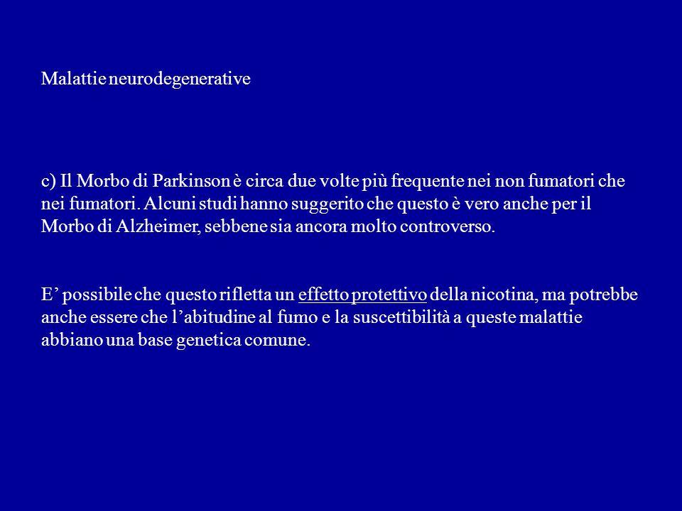 Malattie neurodegenerative