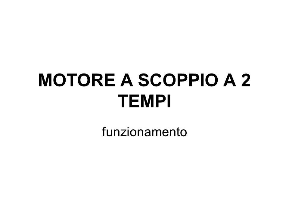 MOTORE A SCOPPIO A 2 TEMPI