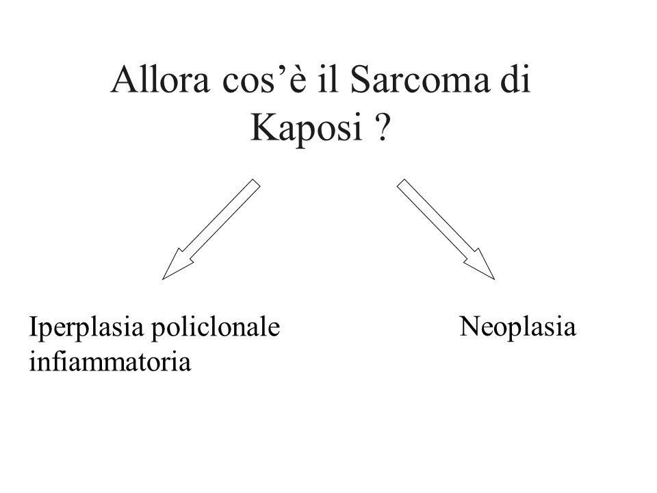 Allora cos'è il Sarcoma di Kaposi