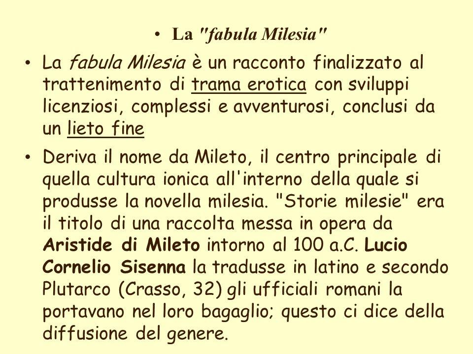 La fabula Milesia