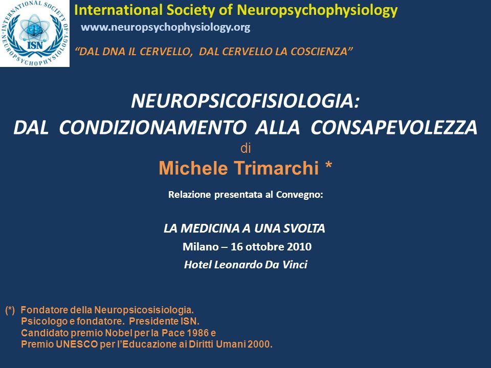 NEUROPSICOFISIOLOGIA: