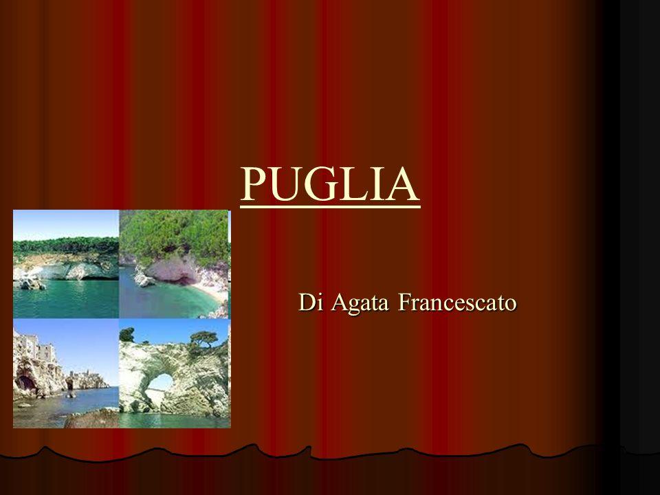 PUGLIA Di Agata Francescato