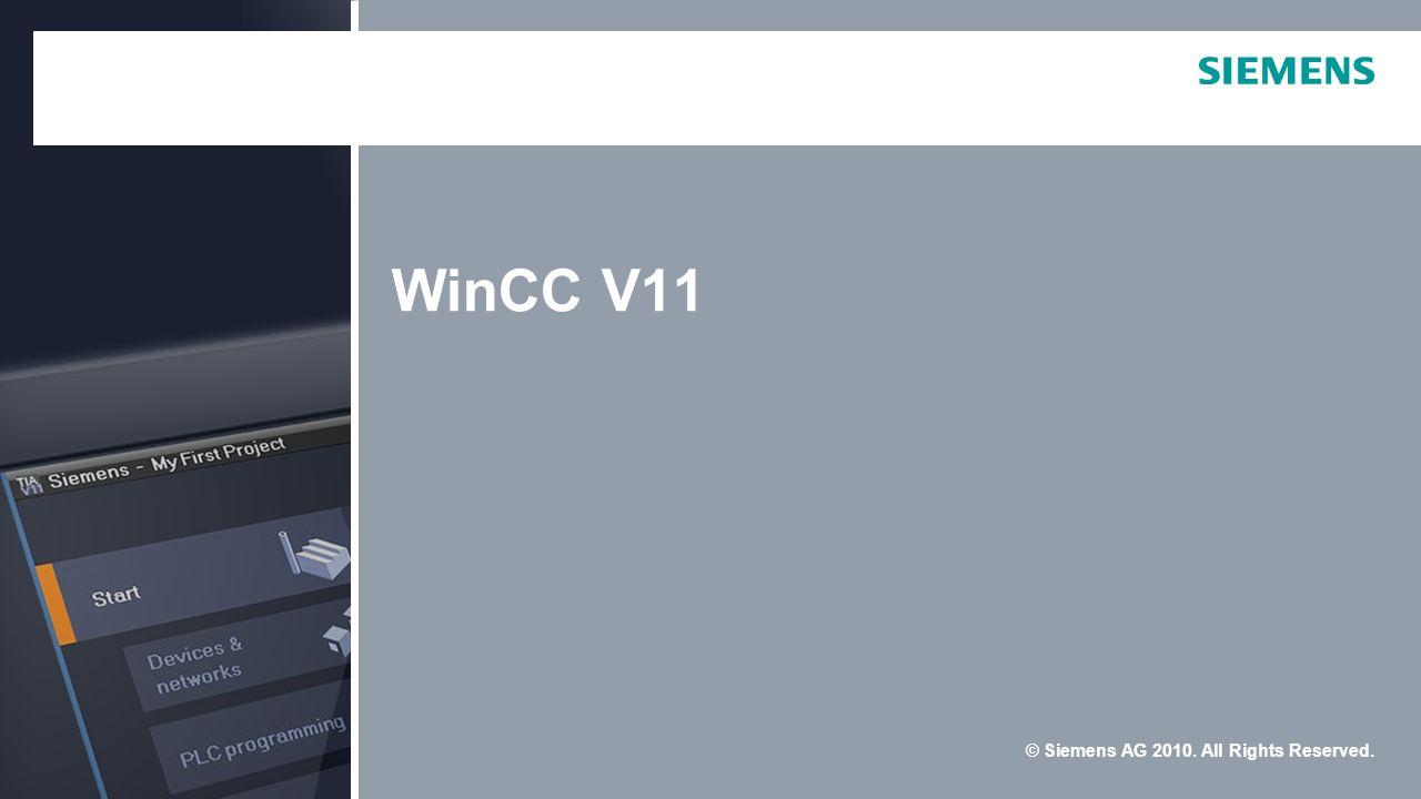 WinCC V11