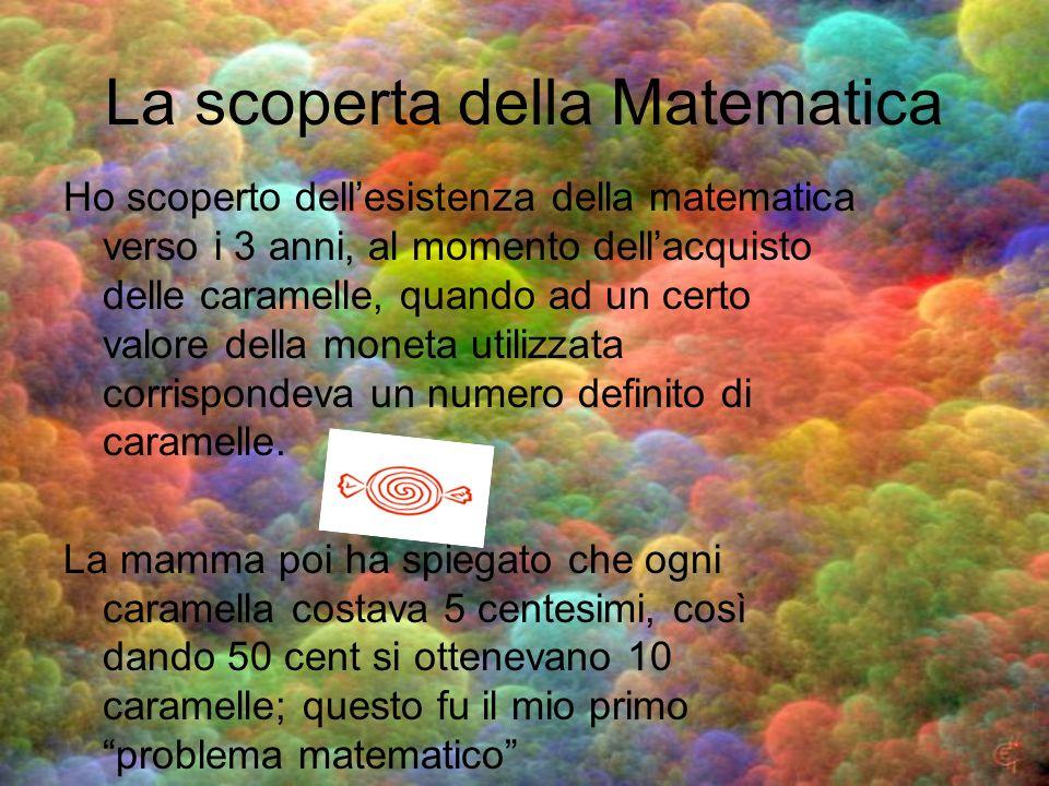 La scoperta della Matematica