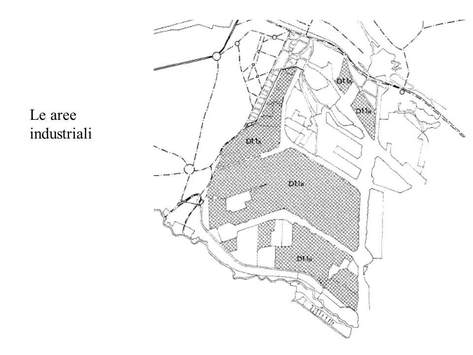 Le aree industriali