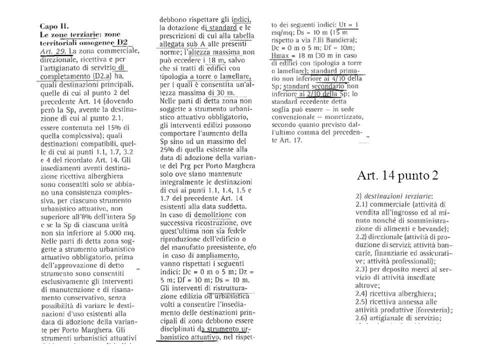 Art. 14 punto 2