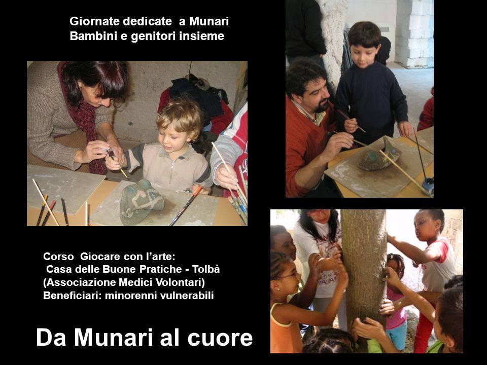 Da Munari al cuore Giornate dedicate a Munari