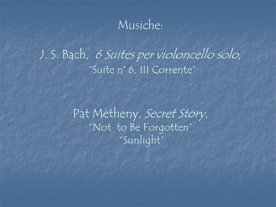 Musiche: J. S.