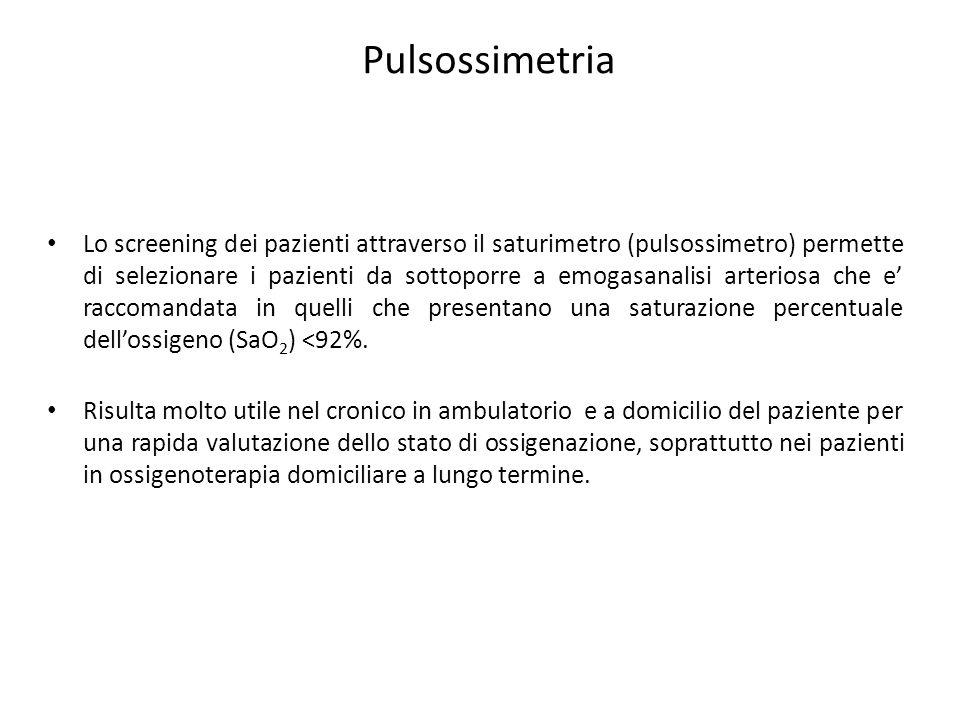 Pulsossimetria