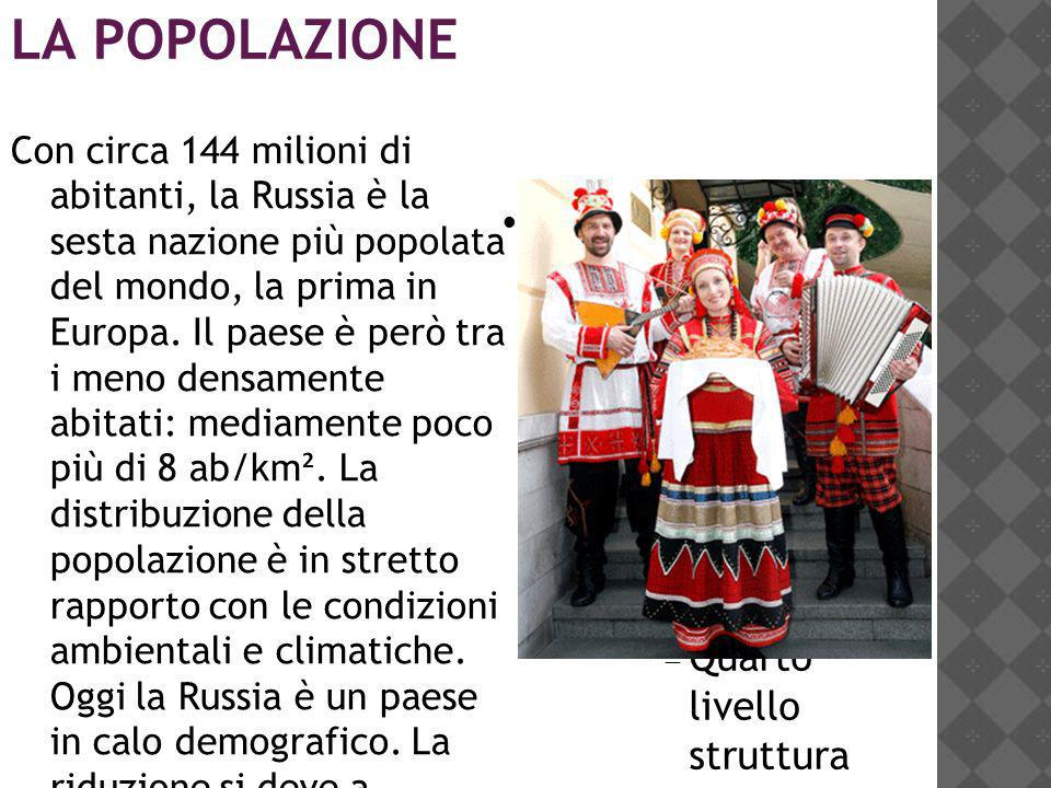 LA POPOLAZIONE 7.