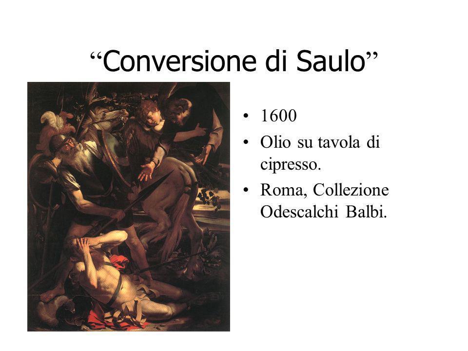 Conversione di Saulo