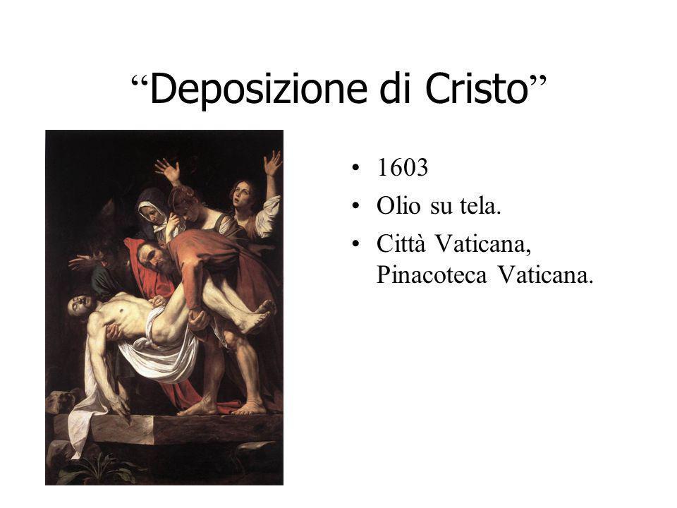 Deposizione di Cristo