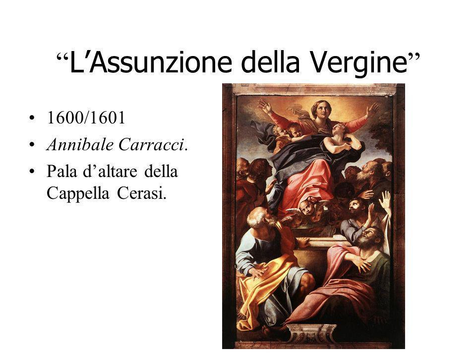 L'Assunzione della Vergine