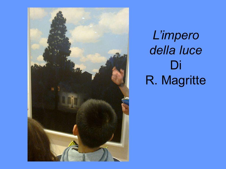 L'impero della luce Di R. Magritte