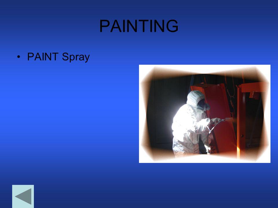 PAINTING PAINT Spray