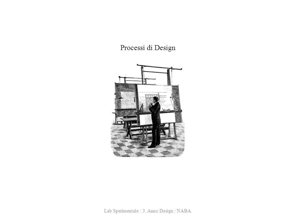 Lab Sperimentale | 3. Anno Design | NABA