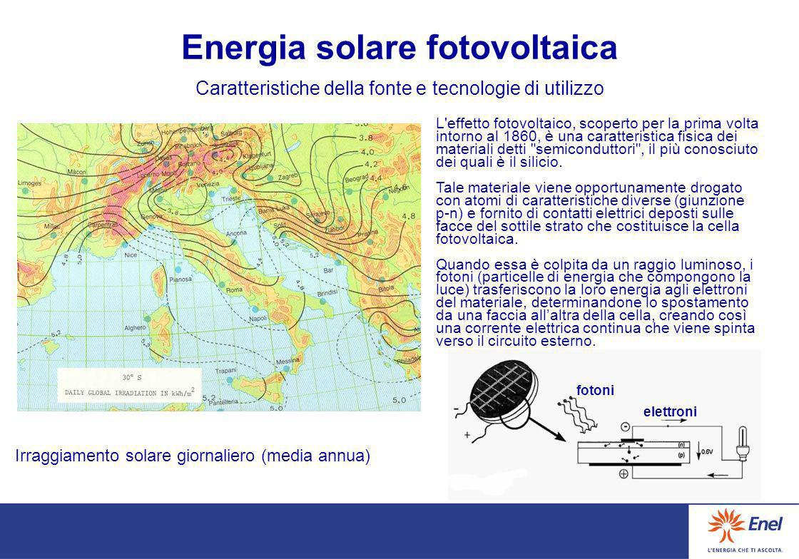 Energia solare fotovoltaica