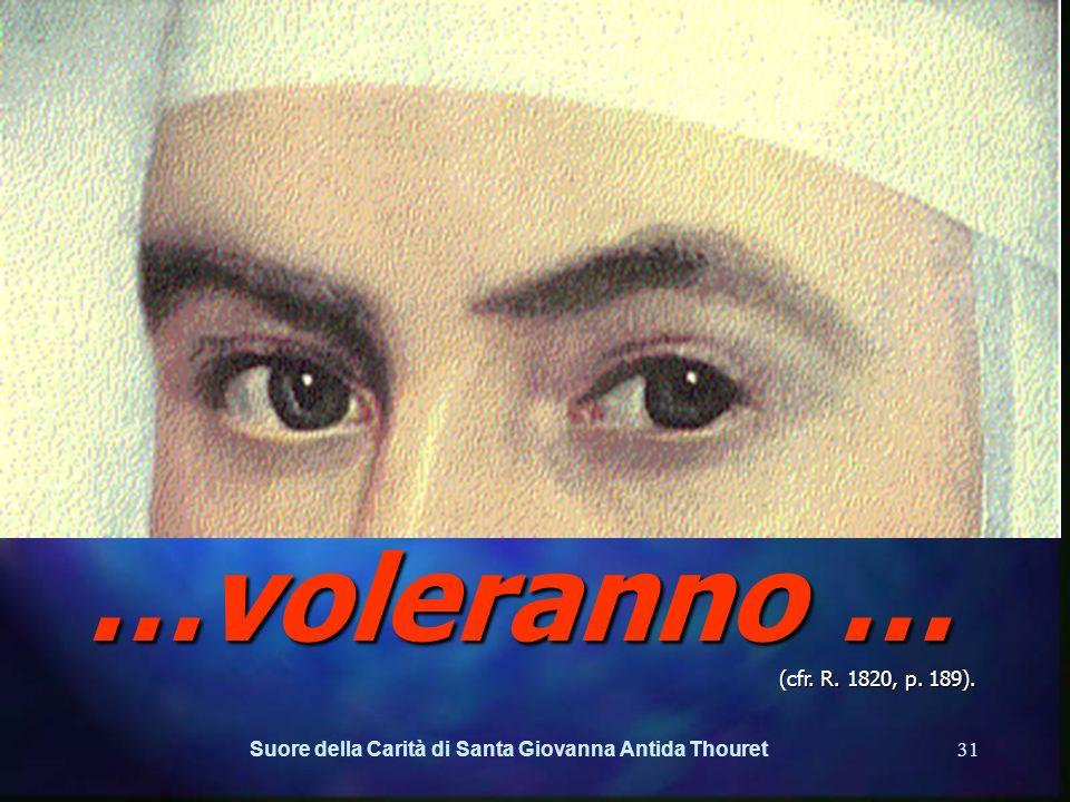 Suore della Carità di Santa Giovanna Antida Thouret
