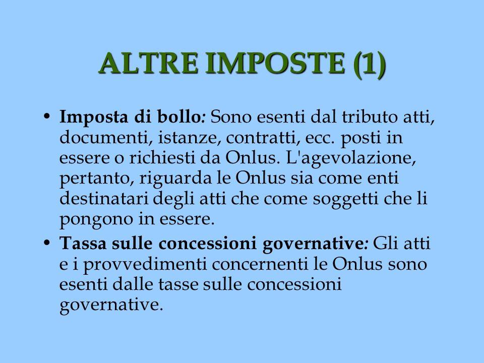 ALTRE IMPOSTE (1)