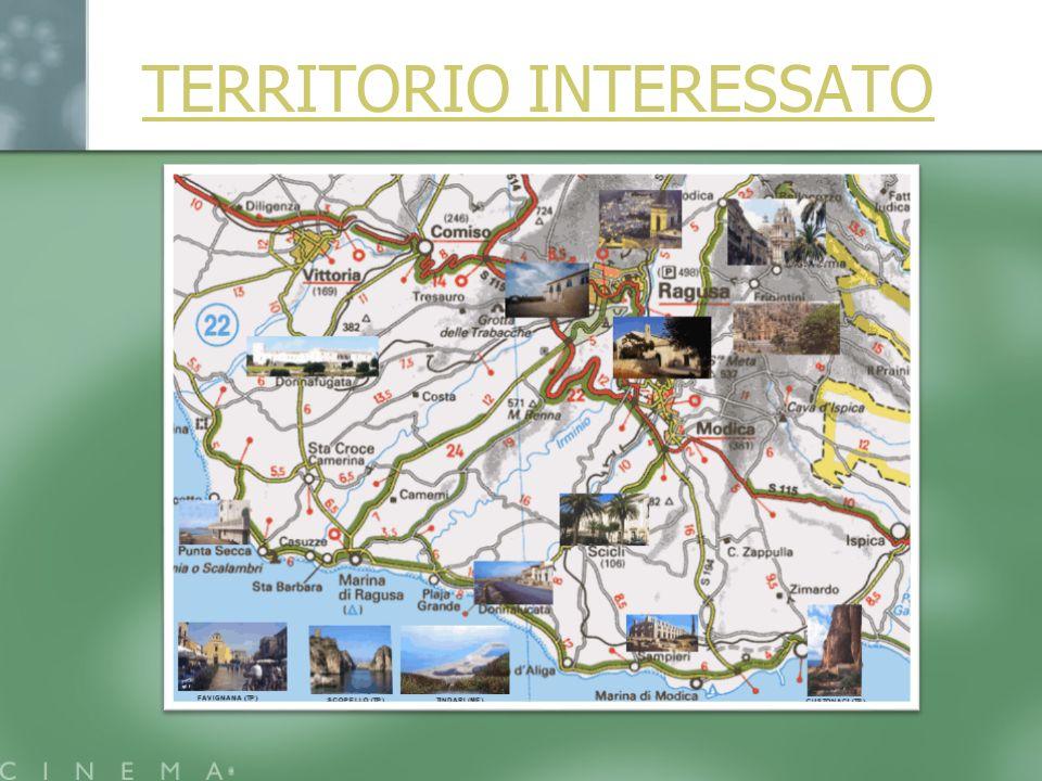 TERRITORIO INTERESSATO