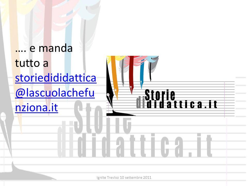 Ignite Treviso 10 settembre 2011