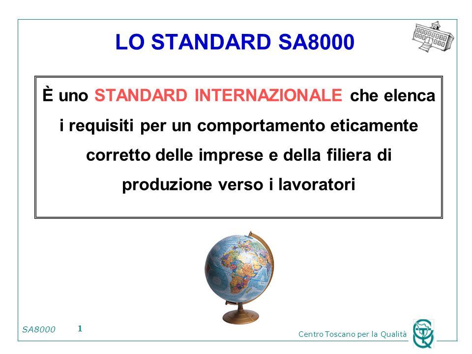 LO STANDARD SA8000