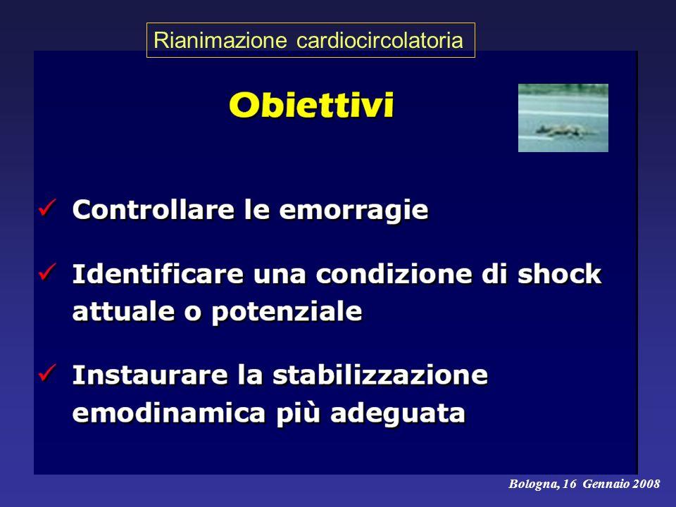 Rianimazione cardiocircolatoria