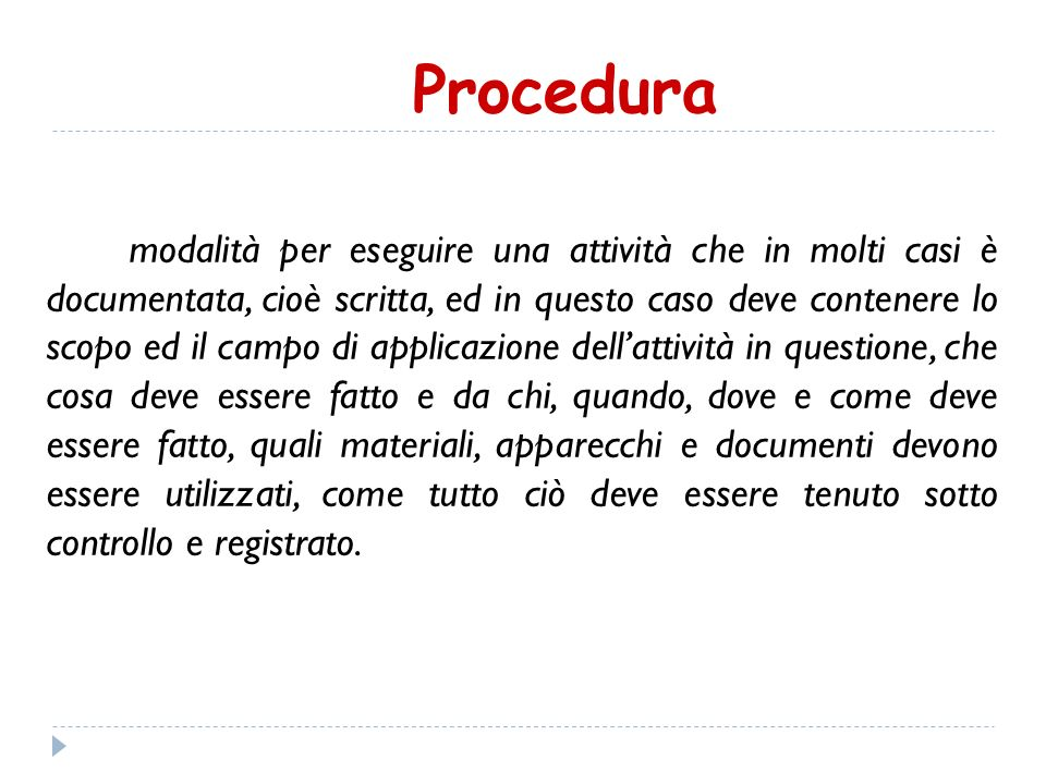 7 Procedura.
