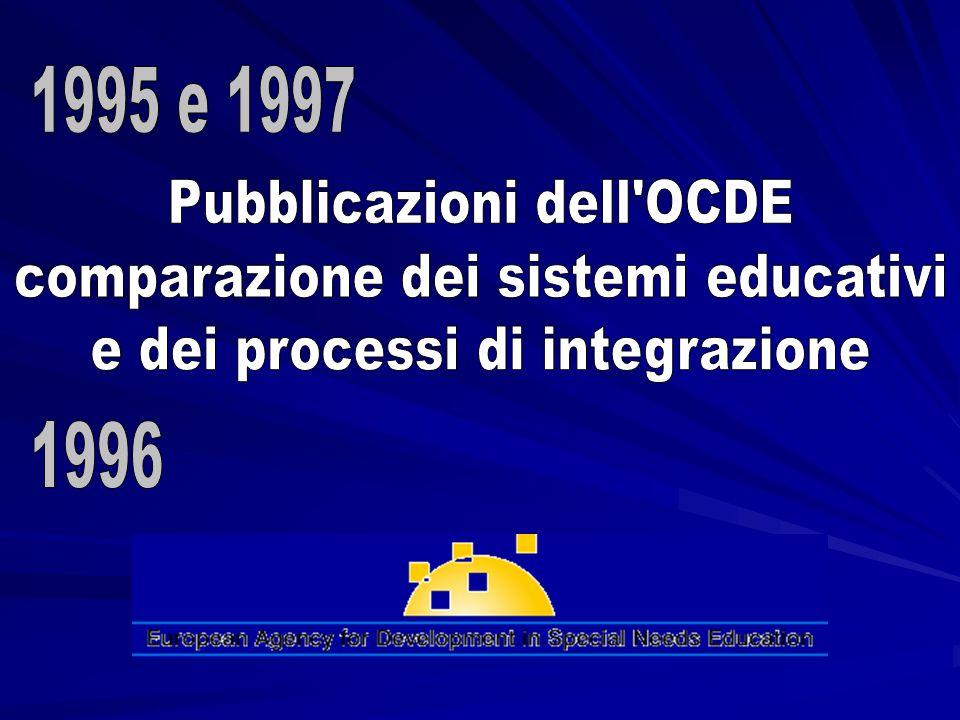 Pubblicazioni dell OCDE comparazione dei sistemi educativi