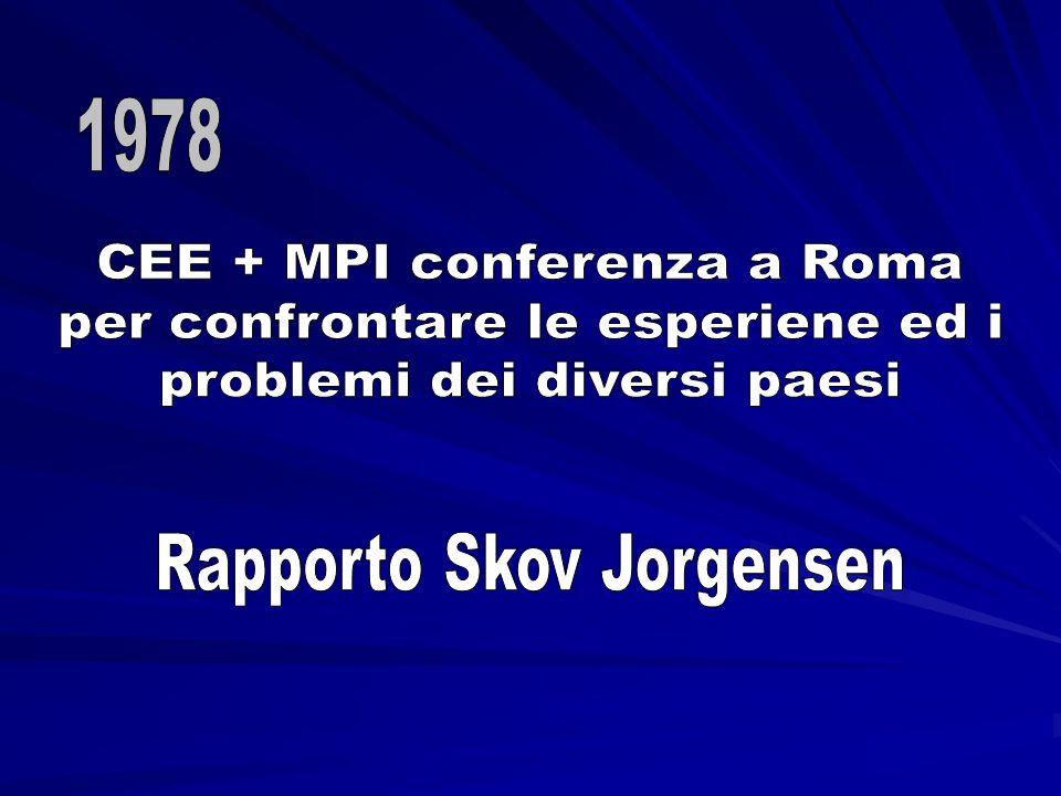 CEE + MPI conferenza a Roma per confrontare le esperiene ed i