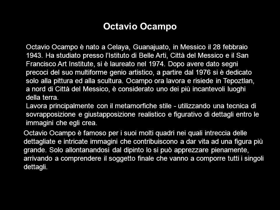 Octavio Ocampo