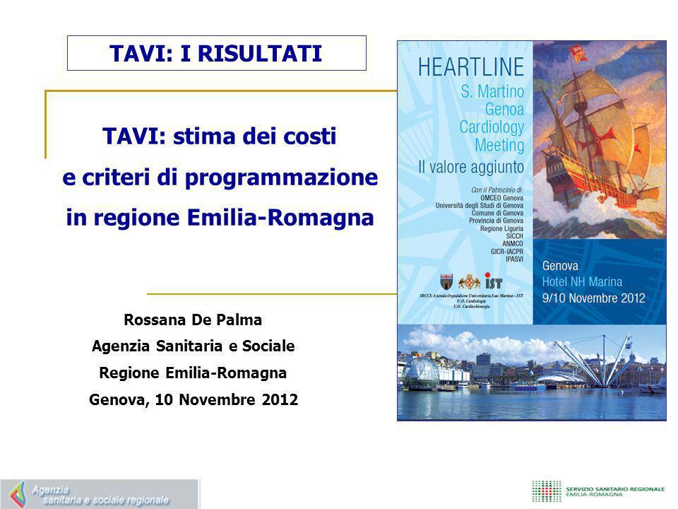 Agenzia Sanitaria e Sociale Regione Emilia-Romagna
