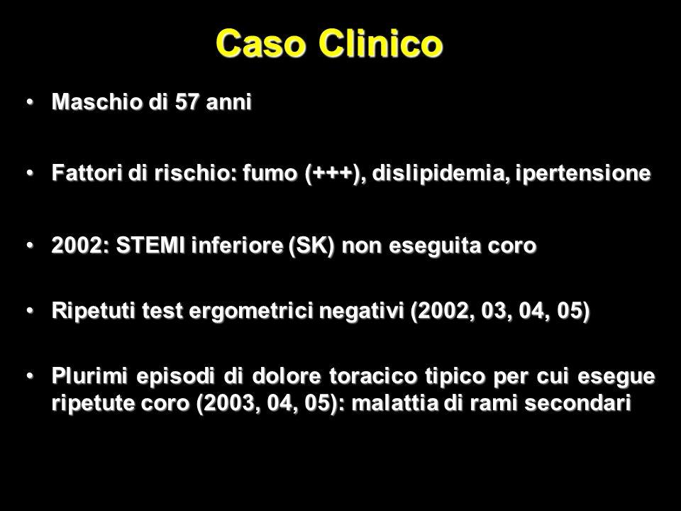 Caso Clinico Maschio di 57 anni