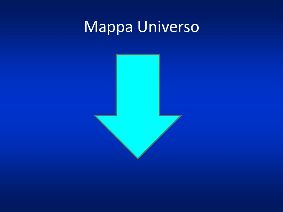 Mappa Universo