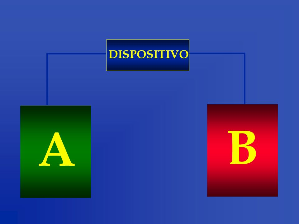DISPOSITIVO B A