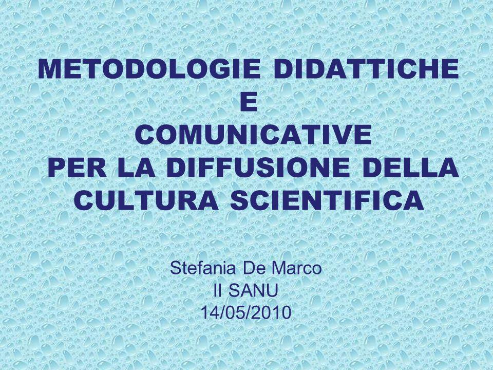 Stefania De Marco II SANU 14/05/2010