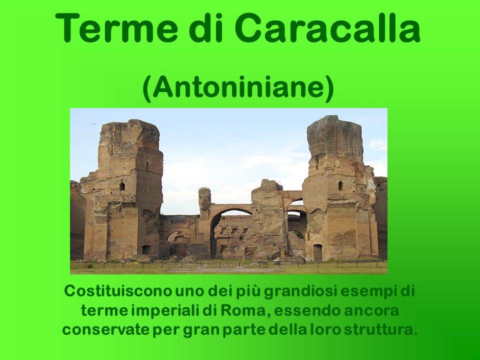 Terme di Caracalla (Antoniniane)