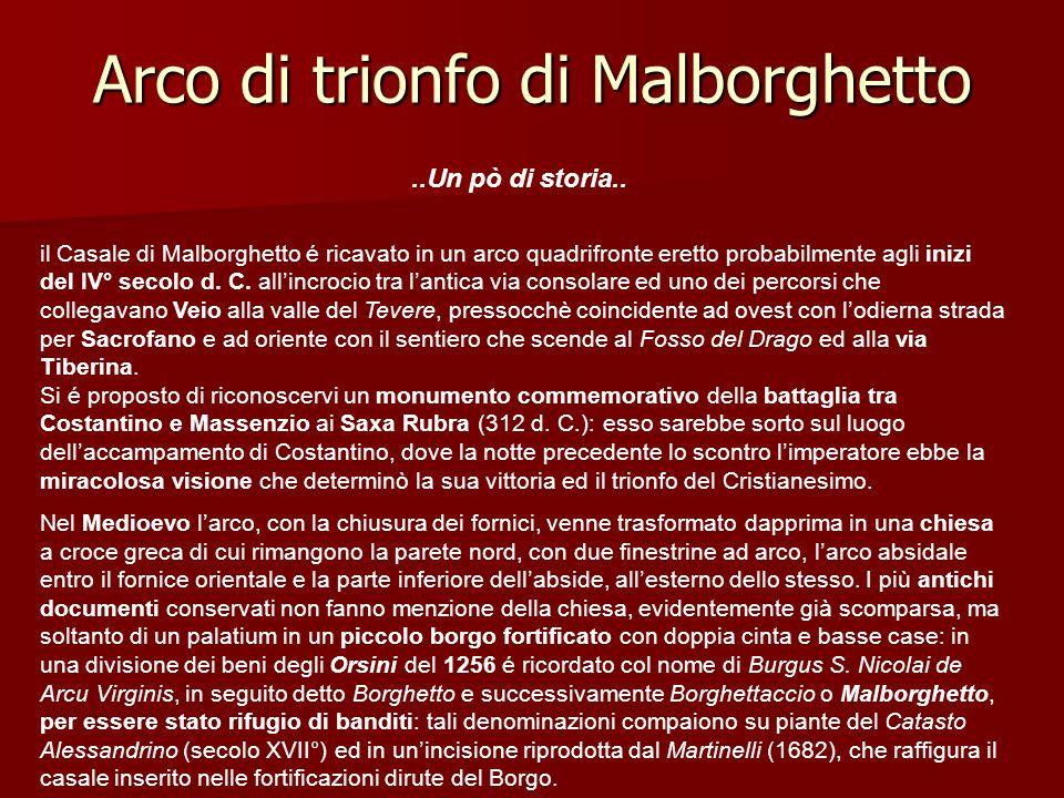 Arco di trionfo di Malborghetto