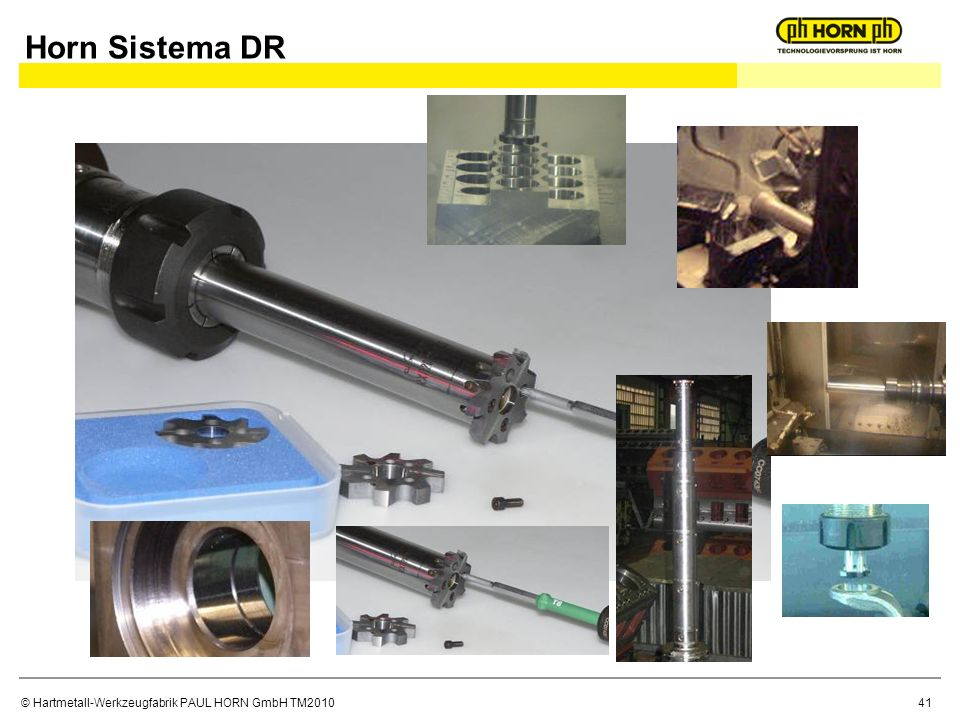Horn Sistema DR