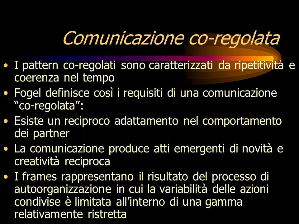 Comunicazione co-regolata