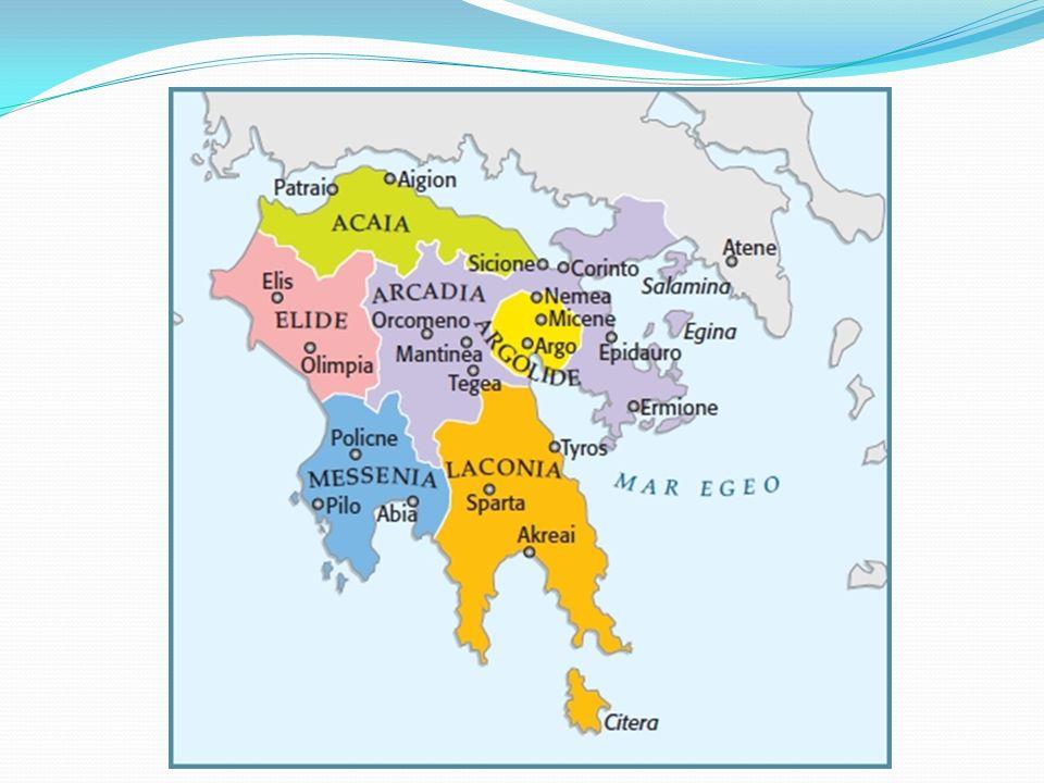 Le origini di Sparta sono avvolte nella leggenda