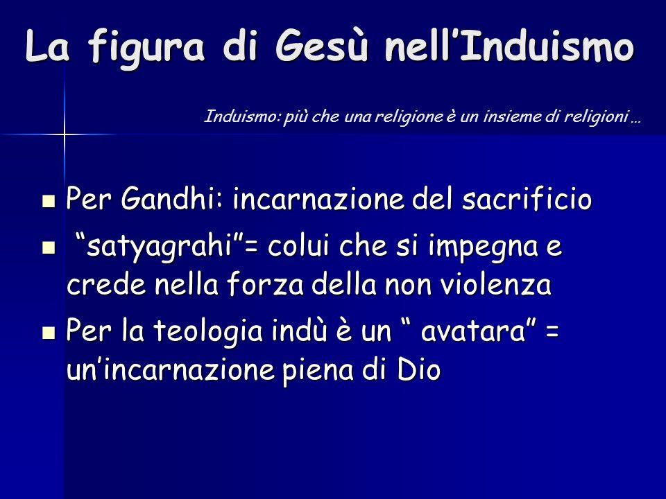 La figura di Gesù nell'Induismo