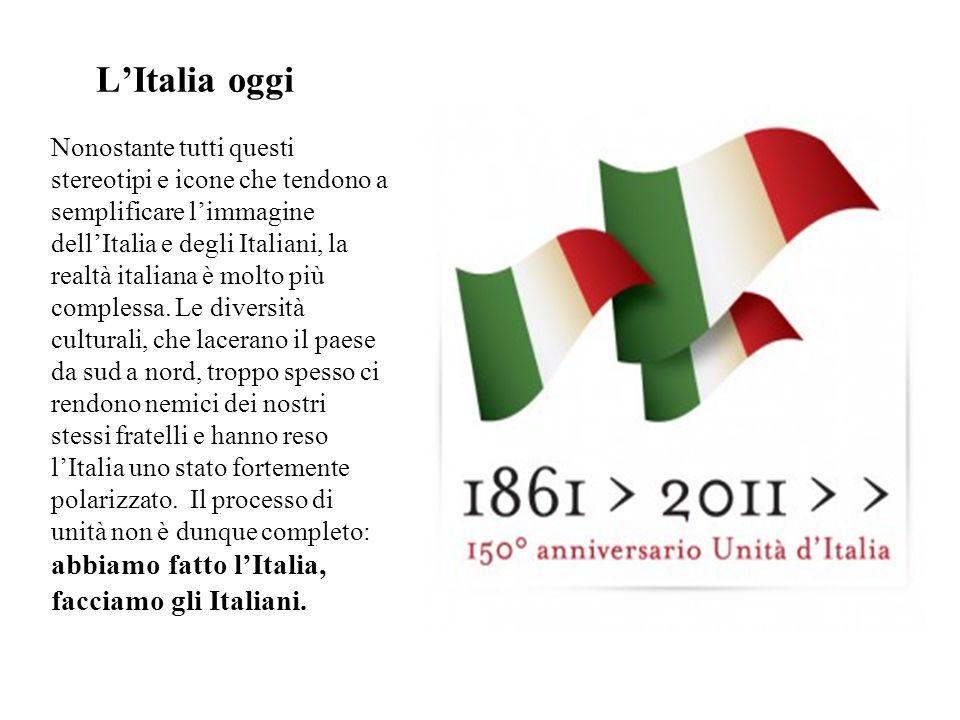 L'Italia oggi