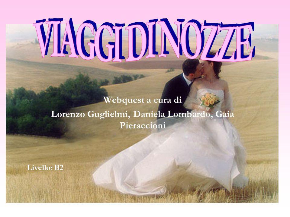 Lorenzo Guglielmi, Daniela Lombardo, Gaia Pieraccioni