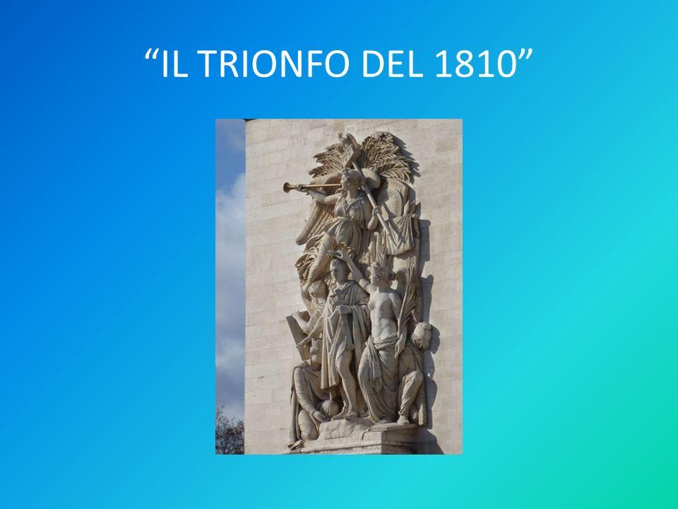 IL TRIONFO DEL 1810