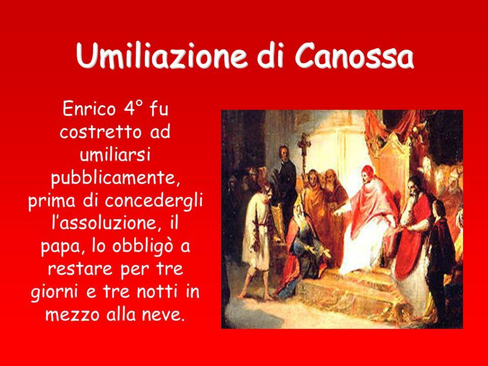 Umiliazione di Canossa