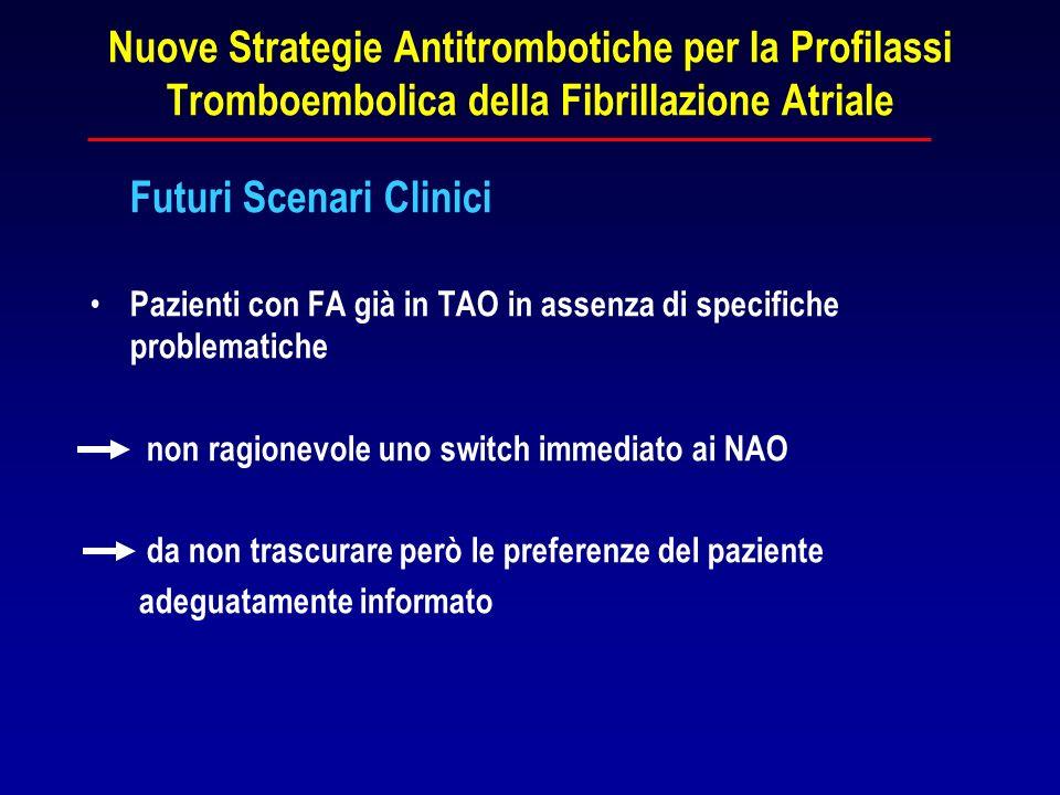 Futuri Scenari Clinici