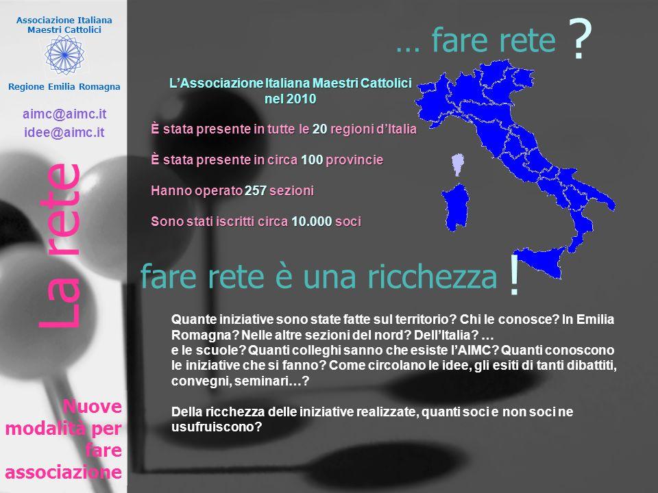 L'Associazione Italiana Maestri Cattolici