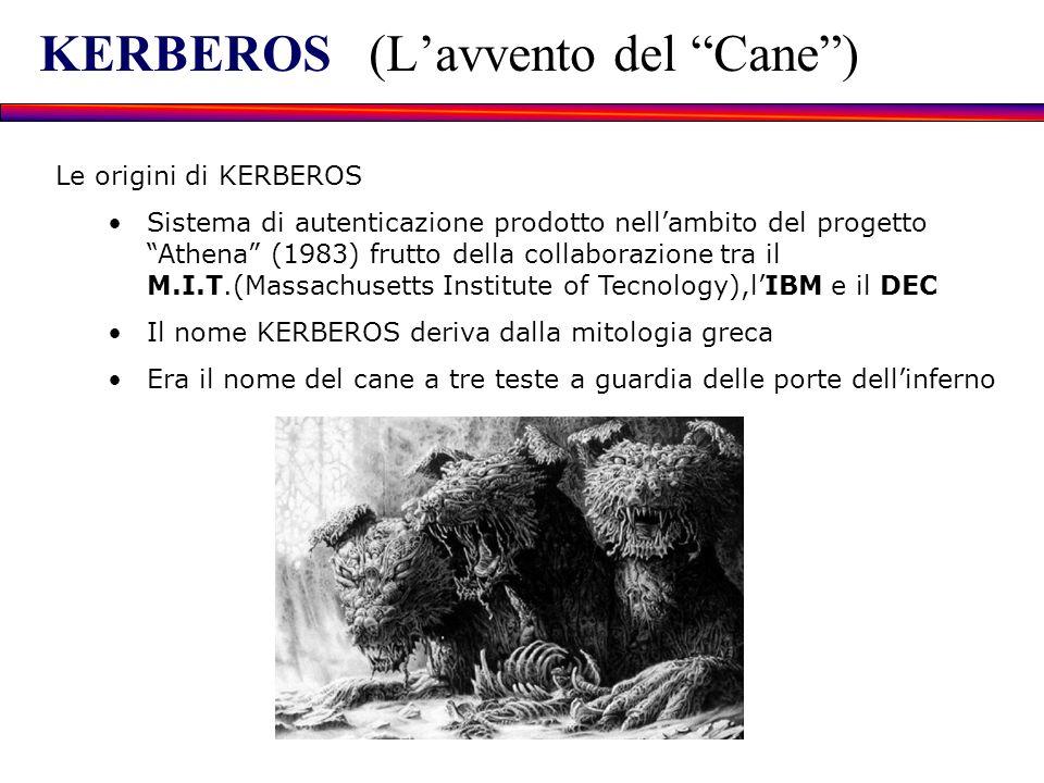 KERBEROS (L'avvento del Cane )