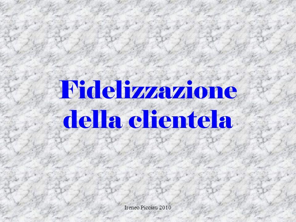 Fidelizzazione della clientela